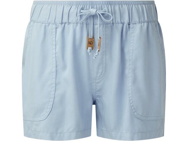 tentree Instow Pantaloncini Donna, blu